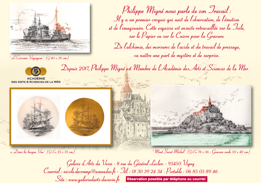 EXPOSITION PHILIPPE MIGNÉ PAGE 5